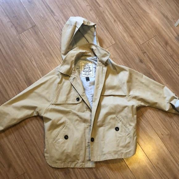 Mango Jackets & Blazers - Hooded light jacket
